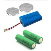 Battery Manufacturer 3.7v rechargeable li-ion battery 18650 lithium battery cell OEM/ODM supplier thumbnail image