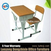 single student desk and chair thumbnail image
