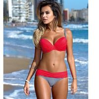 STYLEIBUY 2019 WOMEN BIKINI SWIMSUIT PLUS SIZE TWO-PIECES - BJN002