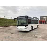 10.5meter China-made super capacitor(ultra capacitor) electric city bus