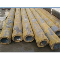 Hot rolled Steel pipe 42CrMo4 4140 Q + T