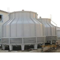 Round shape counter flow cooling tower 100 tons/h thumbnail image