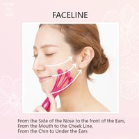 Facial Roller Facial Massager Relax At Home Personal Beauty Care Made in Japan thumbnail image
