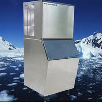 ice maker with France compressor