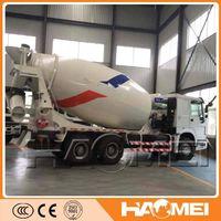 HM10-D Concrete Truck Mixer