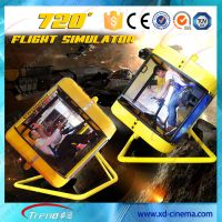 Hot Sale 720 degree Flight Simulator,the best real flying experience game