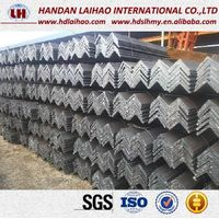 hot rolled angle iron galvanzied steel angle