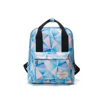 Promotional Custom Made Polyester Children Backpack School backpack