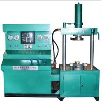 Vertical Hydraulic Valve Tester/Test Bench