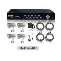 surveillance equipment cctv camera kit security products