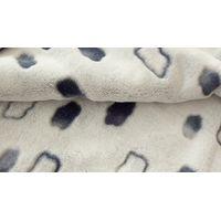 Cloud Microfiber Polyester Cutting Carved Garment Home Textile Sofa Curtain Furniture Bedding Fleec