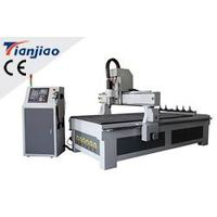 3d wood carving multihead  cnc router atc 1325