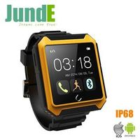 Rugged watch,three proofings smart watch for phone thumbnail image