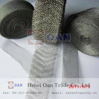 Knitted Wire Mesh/ Knit Mesh Gasket(Oan) thumbnail image