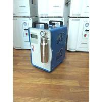 HO-100T LCD display hydrogen oxygen generator hho gas production machine Brown gas generator