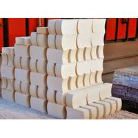 insulating refractory brick,high temp fire brick,kiln fire brick,aluminum silicate refractory brick, thumbnail image