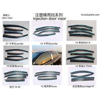 vehicles injection door visor high quality