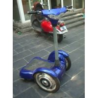 4-wheel auto balancing scooter, city scooter,   stand-up scooter, auto balancing scooter,  chairot s thumbnail image