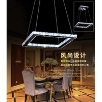 Novelty led pendant lighting fixture chandelier light