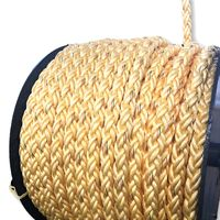 customized size double braid PP multifilament rope thumbnail image