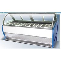 hard ice cream display case(CE),Pls dail+86-15800092538