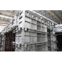Aluminum Formwork System made by Aluminum Alloy 6061-T5/T6