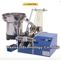 Loose/Tape Axial Resistor/Diode Lead Cut And Bend Machine