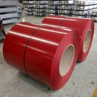 Industrial Color coated steel coil /PPGI coils /Prepainted galvanized steel coil
