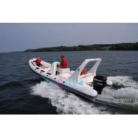 liya boat,rigid inflatable boat 6.6m  rib boat--with CE