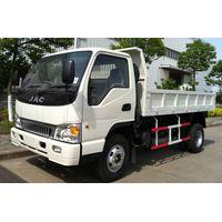 JAC 4*2/3T/Right Hand Drive Dump Truck/DA006