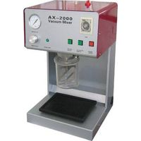 dental lab vacuum mixer/plasters investments mixer/investments mixing machine thumbnail image