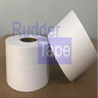 RT-2WR13 White, Reinforced Gummed paper Tape
