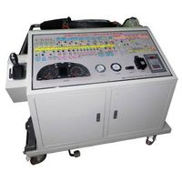 Automotive Training Equipment_Magotan Engine / DSG Transmission Training Examination Platform