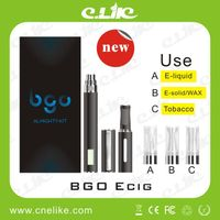 Newest Patent E-cigarette Bgo Vaporizer Electronic Cigarette for Eliquid/Wax/Dry Herb (tobacco) thumbnail image