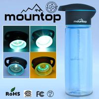 UV Lamp Hot-Selling Tritan Sports Water Bottle