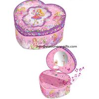 music box music jewelry box