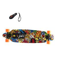 Wholesale Four Wheel Electric Skateboard with Remote Control thumbnail image