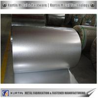 competitive price galvanized iron steel sheet in coil for building industry