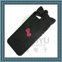 cute silicone mobile phone case