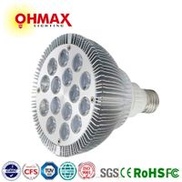 OHMAX 15W E27 Base LED Spot Light Supplement Powerful PAR Bulb Grow Light