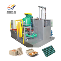 Small Egg Tray/Egg Carton Box Making Machine