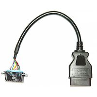 Toyota to OBD 16p cables