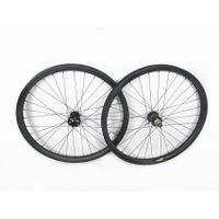 27.5er mtb bicycle wheelset 30mm depth with Novatec hub