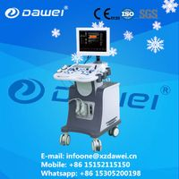hospital ultrasound scanning machines & health diagnostic color doppler equipment
