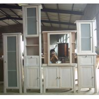 MILAN Bathroom Sets: bathroom furniture, bathroom cabinet, wooden furniture, home & hotel furniture