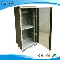 Glass Front Door Network Rack Cabinet