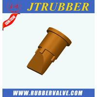 cheap low pressure small rubber valve