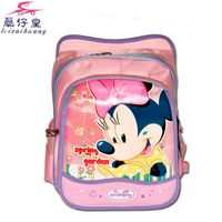 2014 new fashion cartoon school backpack