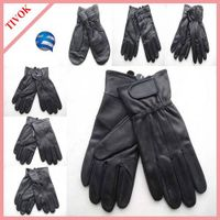 Mens Sheep Skin PC Leather Glove with TR Lining