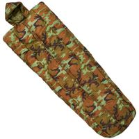 ourdoor backpacking mummy army sleeping bag